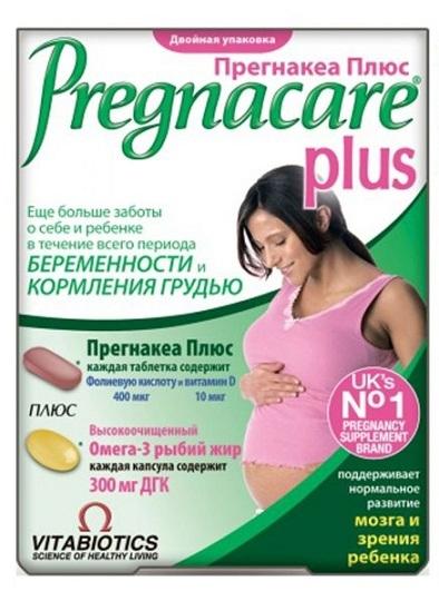 Витамины для беременных прегнакеа инструкция 79
