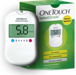 Глюкометры ONE TOUCH со скидкой 200 грн в сети аптек Viridis