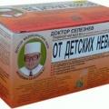 Доктор Селезнев Чай от детских неврозов