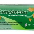 Климаксан - аналог Тазалок