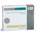 Примаксетин - аналог Уролесан