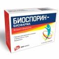 Биоспорин-Биофарма - аналог Энтерол 250