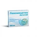 Левомицетин Актитаб - аналог Левомицетин