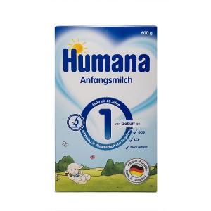 Детские смеси Humana со скидкой 20% в аптеках КОСМО!
