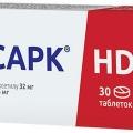 Касарк HD - аналог Лориста Н