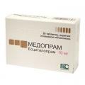 Медопрам - аналог Эмотон