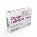 Амикацина сульфат - аналог Лорикацин