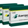 Азитрокс - аналог Азитромицин КР
