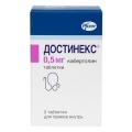 Достинекс - аналог Алактин