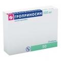 Гроприносин - аналог Гропринозин