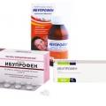 Ибупрофен - аналог Ибупрофен-Акрихин
