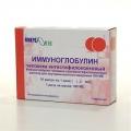 Иммуноглобулин антистафилококковый - аналог Иммуноглобулин антицитомегаловирусный