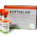 Кортексин - аналог Фезам