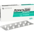 Лоратадин - аналог Аллергостоп