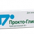 Прокто-Гливенол - аналог Проктан