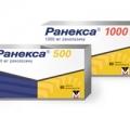 Ранекса - аналог Сульфокамфокаин