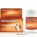 Терафлекс - аналог Артродарин