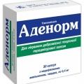 Аденорм - аналог Везомни